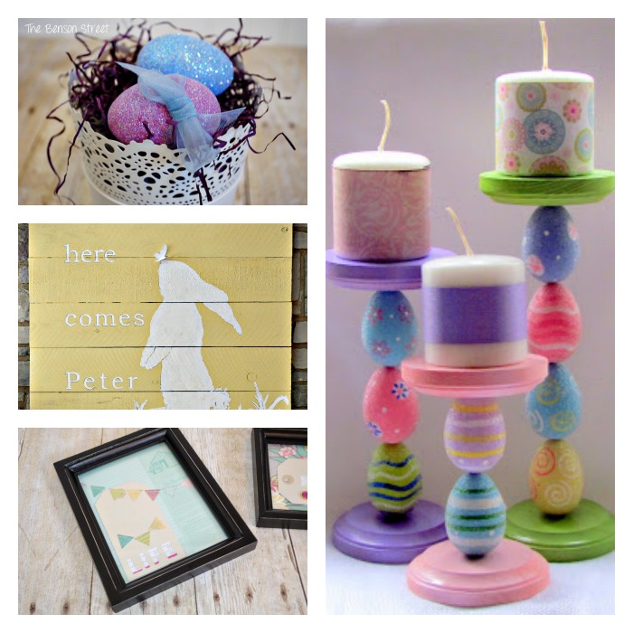 Adorable Spring Crafts