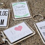 DIY Personalized Keychains