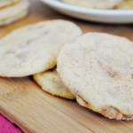 Secret Ingredient Snickerdoodle Cookies