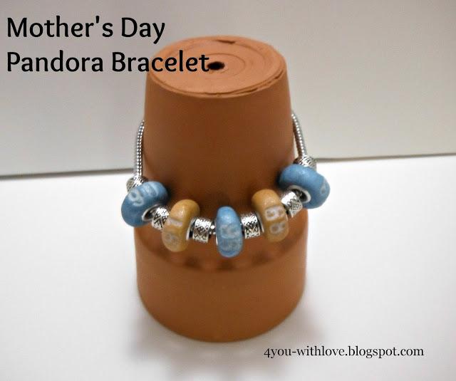 final diy mothers day pandora bracelet