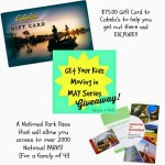 Get Your Kids Moving in May Giveaway