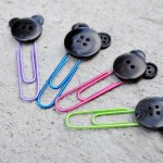 Mickey Paper Clips: Back to School Series