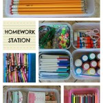 Homework Station: Back to School Series