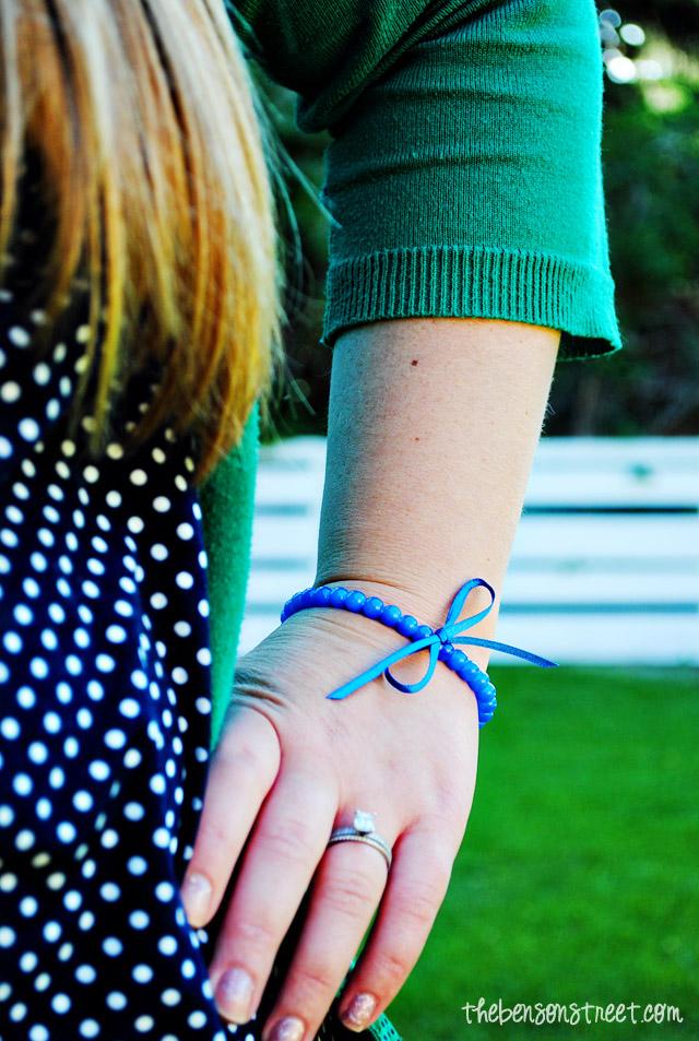 Maxon Inspired Bracelet at thebensonstreet.com