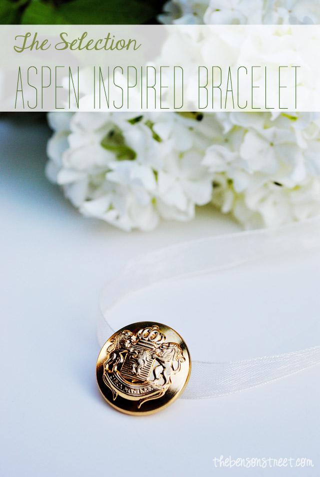 The Selection Aspen Inspired Bracelet at thebensonstreet.com