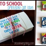 Back to School Gift: Back to School Series