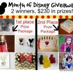 Month of Disney Giveaway