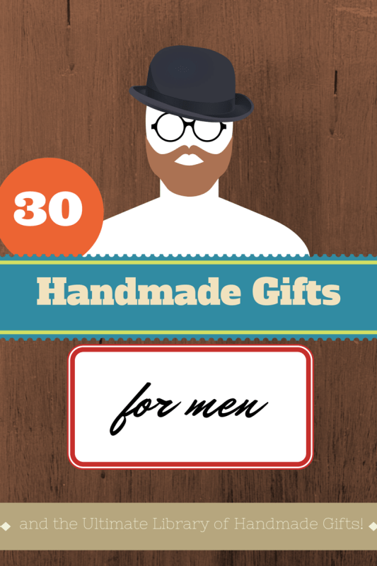 Handmade-Gifts for men