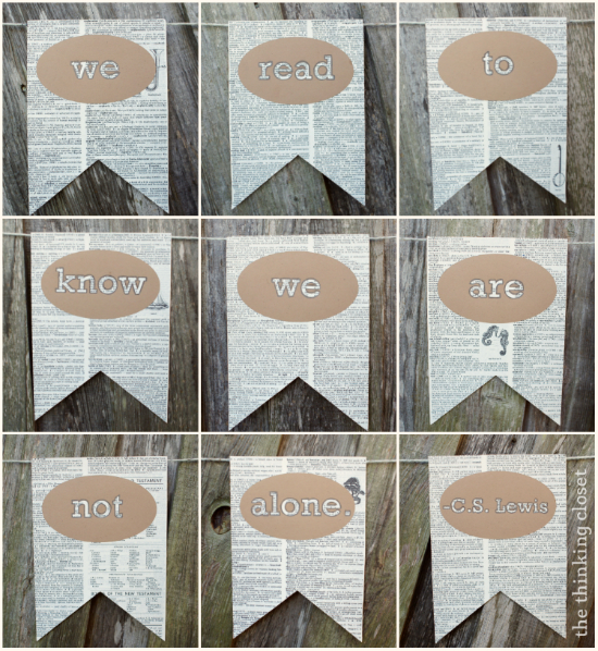 Reader Book Page Banner