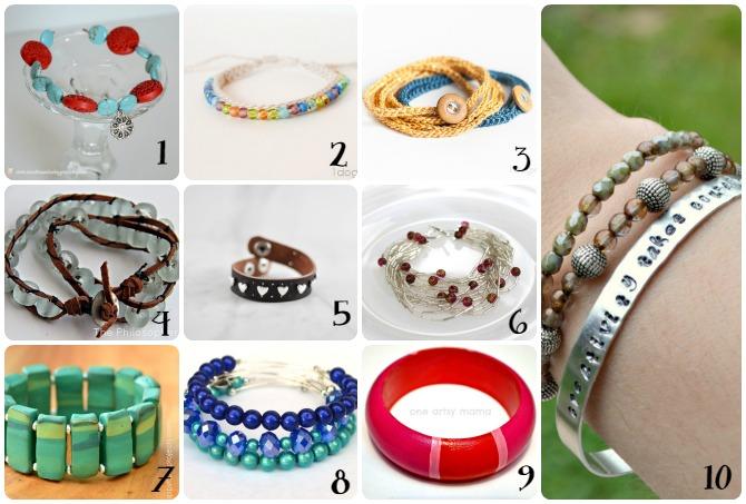 braceletcollage