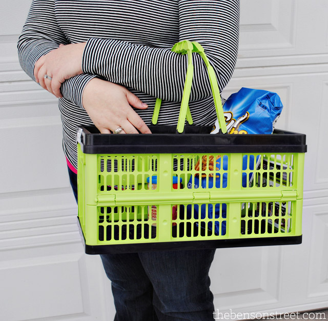 Clever Crates for Storage at thebensonstreet.com