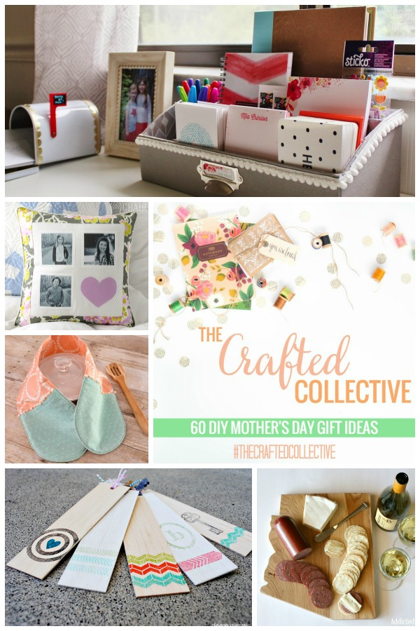 60 DIY Mother's Day Gift Ideas at thebensonstreet.com