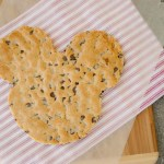 How to Make a Giant Mickey Mouse Cookie