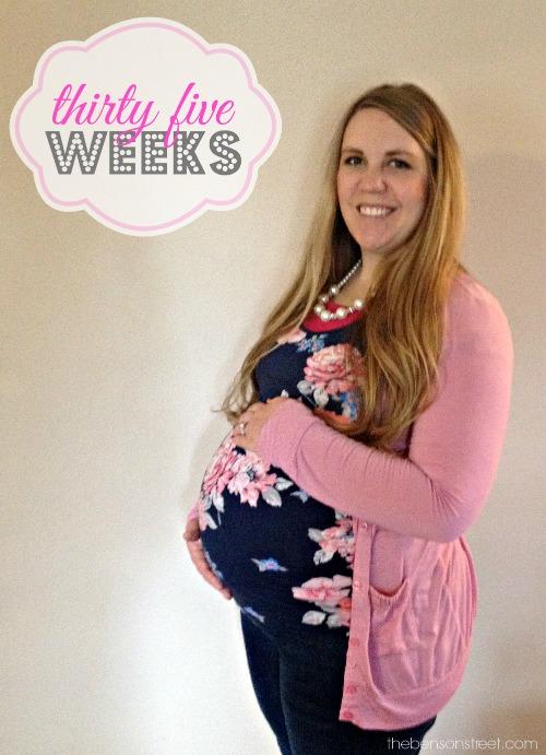Thirty Five Weeks