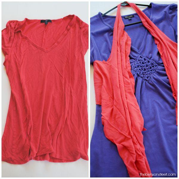 Easy DIY T-Shirt Crafts Vest at thebensonstreet.com