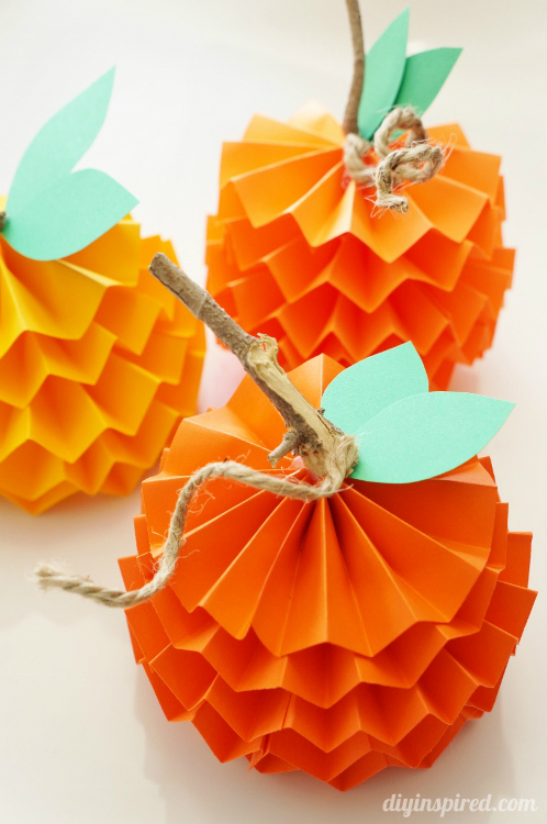 Paper-Pumpkins-for-Fall-DIY-Inspired