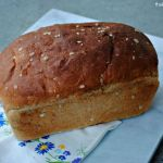 Easy Homemade Wheat Bread
