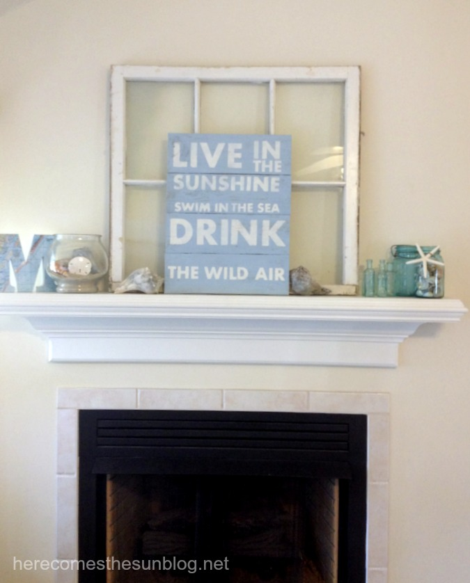 wooden-sign-on-mantel