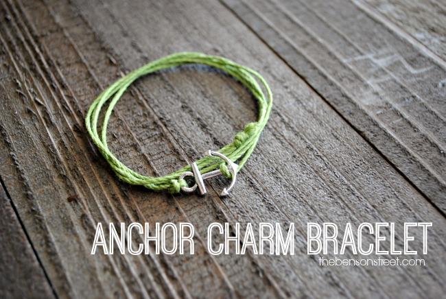 FB charm bracelet