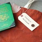 Newt Scamander Suitcase Bag