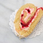 Valentine Jelly Roll Dessert