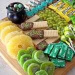 St. Patrick's Day Dessert Board