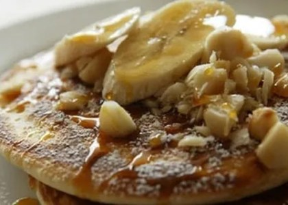 Shrove Tuesday Pancakes with a Delicious Bermudian Twist!