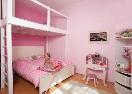 Kids Rule: Callie's Pink Palace,  Designed by Nicola Lucas