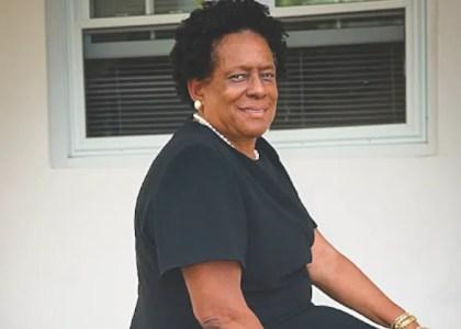 On Time God, the Home of Linda Brangman