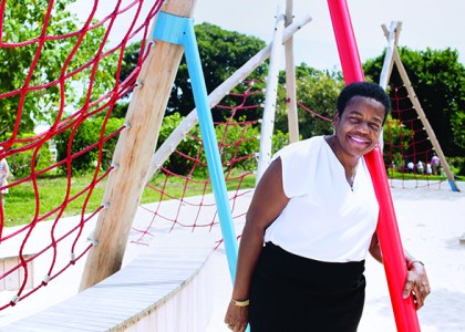 Bermudians of the Year: Martha Dismont