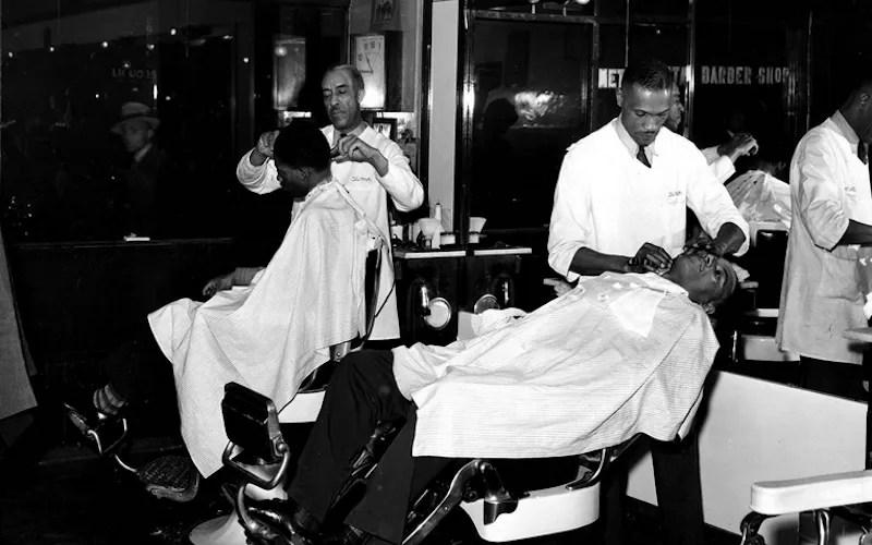 Medical Musings with Dr. Shane Marshall: Barbershop Blood Pressures