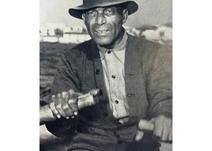 Walter Hilgrove Ingham, the Last of the Rowboat Ferrymen