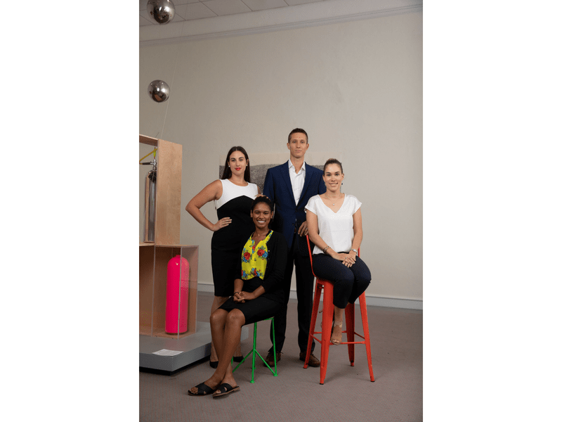 Rising Stars: Danielle Decouto, Danielle Furbert, Sam Boaden & Bryahna Fishington