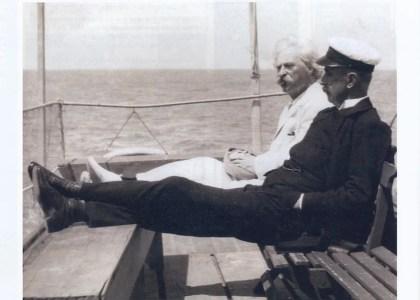The Bermudian's Almanac: Mark Twain