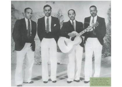 Ambassador of Song: Roy Talbot