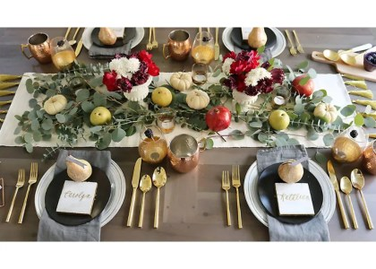 A Farm-to-Table Christmas Feast