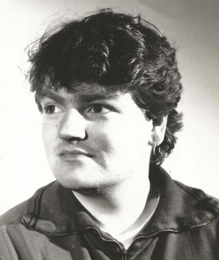 M O'B Leicester Polytechnic 1999