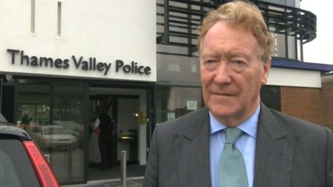 Anthony Stansfeld, Thames Valley Police Commissioner
