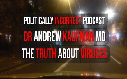 MOB Interviews Dr Andy Kaufman MD| The Absolute State of COVID-1984