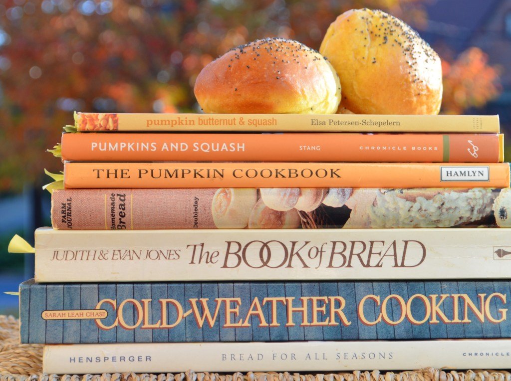 Cookbooks with Yeasted Pumpkin Bread Recipes