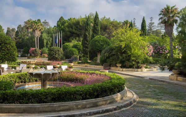 Corinthia Palace Gardens