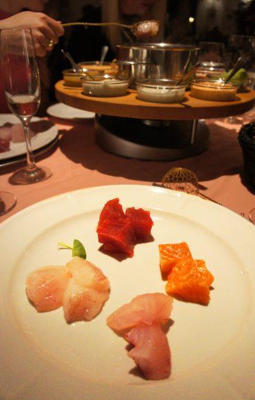 Murtaröl Fish Fondue