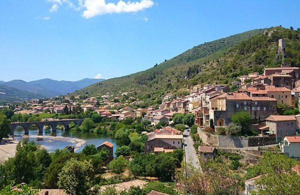 Area - Roquebrun
