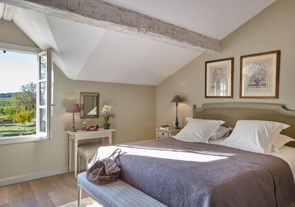 L'Oliveraie Bedroom