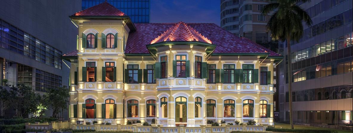 Where Turkey meets Thailand at The House on Sathorn