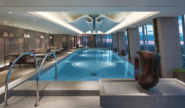 Skypool - Shangri-La Hotel, At The Shard, London