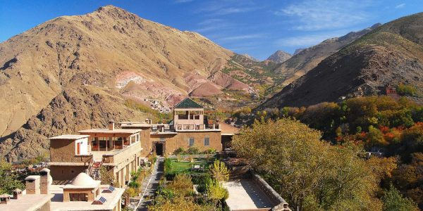 Toubkal overview