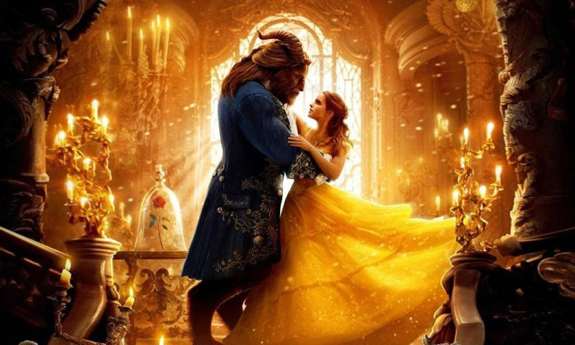 The Best Advice So Far - Beauty ... or the Beast - Belle and Beast dancing