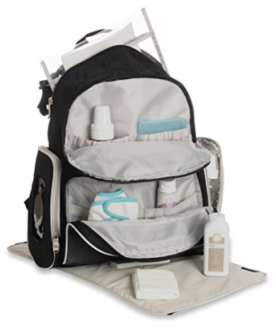 Graco Gotham the best diaper bag backpacks