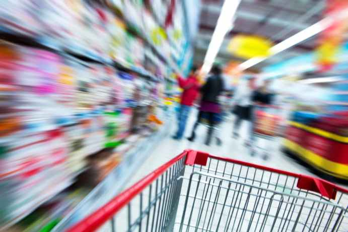 Why You Always Choose The Slowest Checkout Line
